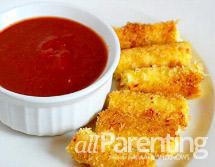 Taco mozzarella sticks