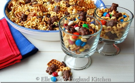Teddy Graham Trail Mix