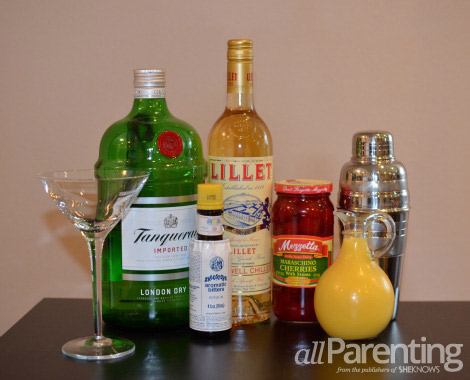 Abbey cocktail ingredients