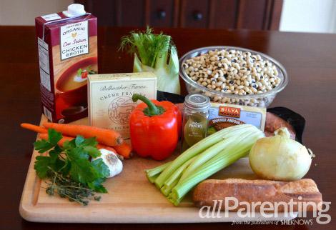 black eyed pea soup ingredients