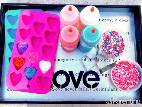 cookie decorating party supplies