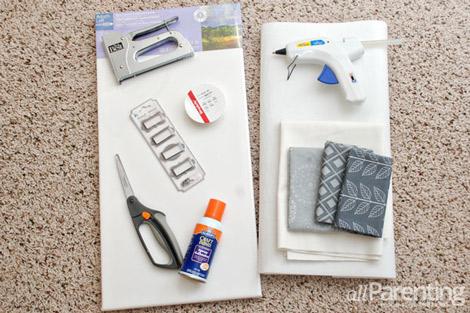 mail organizer materials