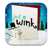 Justwink app