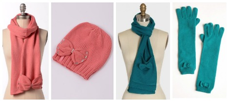 winter accessories scarves