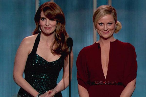 Amy Poehler and Tina Fey fashion