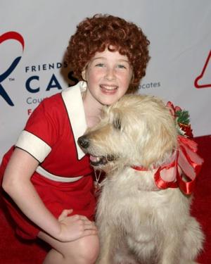 Annie remake earns an Easy A