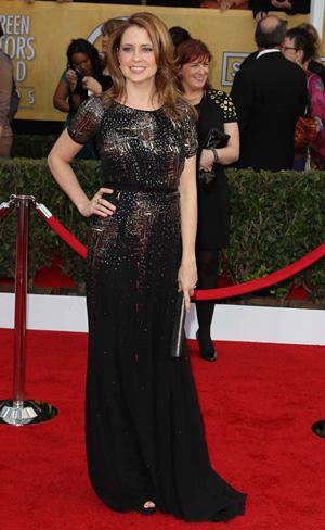 Jenna Fischer 2013 SAG Awards