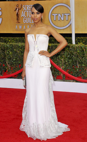 Kerry Washington at the 2013 Awards