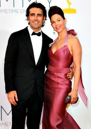Ashley Judd splits from Dario Franchitti