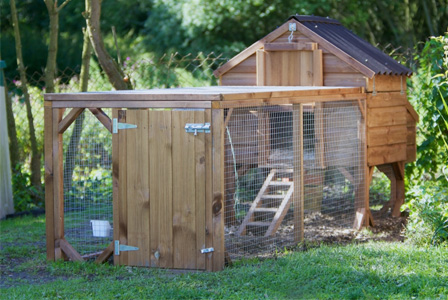 Chicken coop
