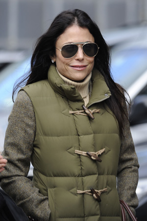 Bethenny Frankel talks divorce