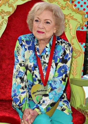 Betty White's birthday special an annual affair