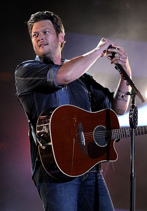 """Old farts"" ticked off  at Blake Shelton"