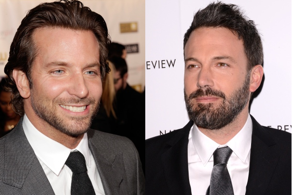 Bradley Cooper and Ben Affleck at the Critic's Choice Awards