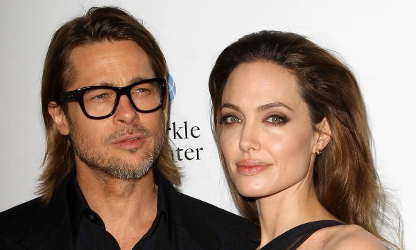 Brad Pitt Angelina Jolie