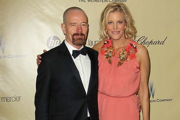 Breaking Bad's Anna Gunn and Bryan Cranston