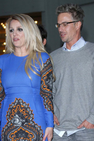 Britney Spears ends engagement