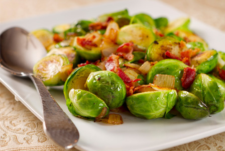 4 Ways to prep brussels sprouts