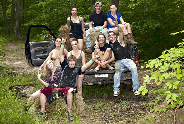 MTV's new show heads to the backwoods