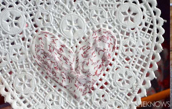 glued hearts