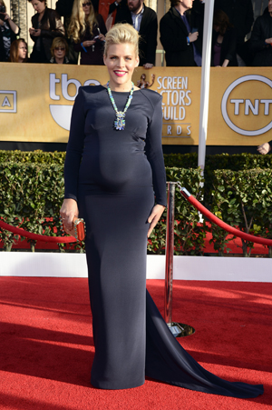 Busy Philipps at the 2013 SAG Awards