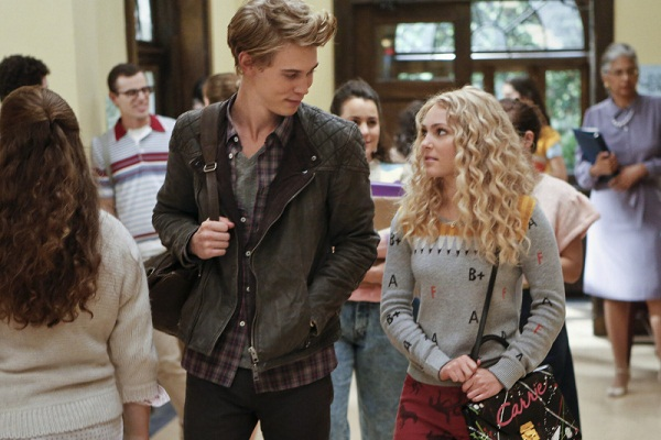 The Carrie Diaries Sebastian and Carrie