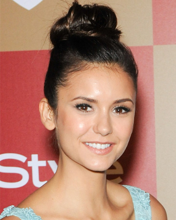 Nina Dobrev at the 2013 Golden Globes