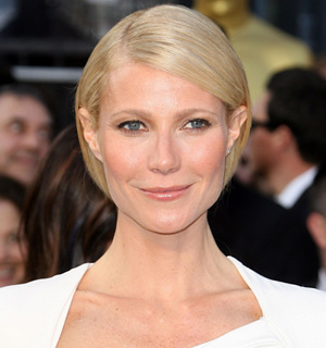 Gwyneth Paltrow's fresh face