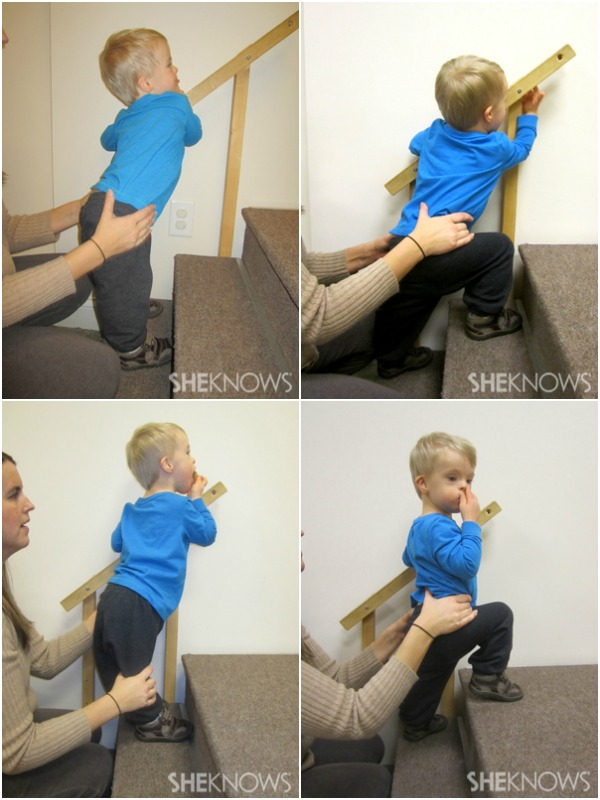 Carolina Physical Therapy >> 6 Exercises to help kids with Down syndrome learn to walk