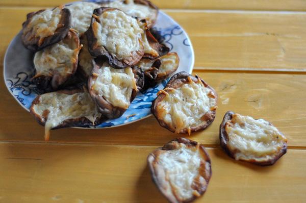 cheesy baked potato chips