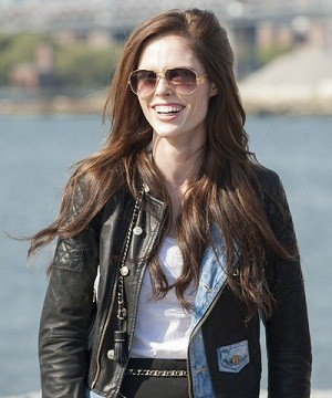 Coco Rocha on The Face