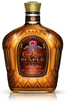 Crown Royal Maple Finished Whiskey