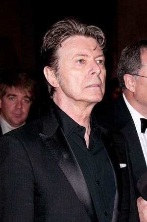 David Bowie returns