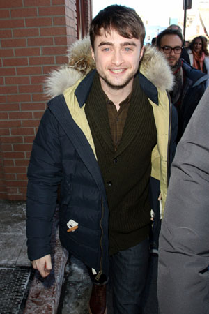 Daniel Radcliffe at Sundance