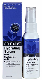 Derma e Hyaluronic Acid Rehydrating Serum