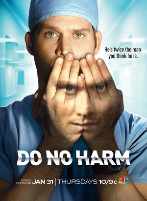 NBC cancels Do No Harm after 2 episodes