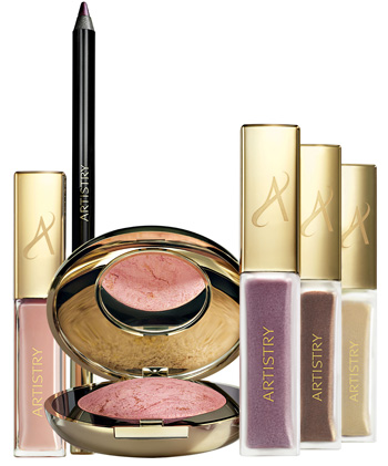 Artistry Enchanted makeup