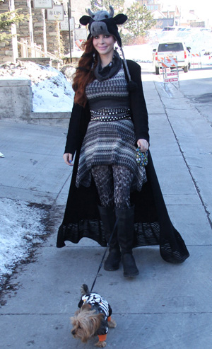 Phoebe Price at Sundance