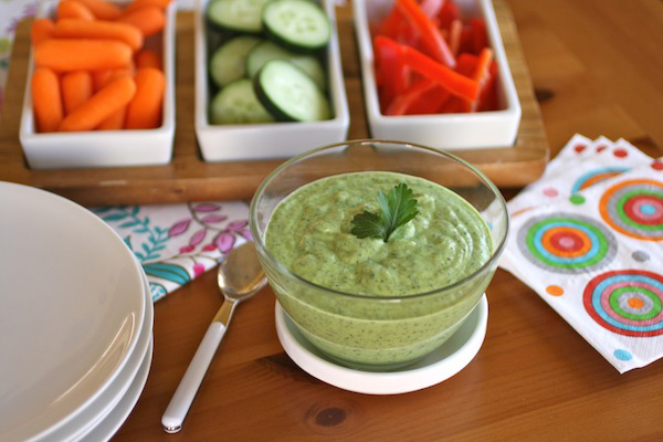 Green Goddess Dip