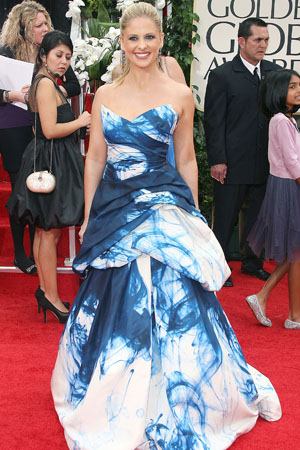 Who will earn worst dressed in 2013?