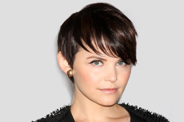 Ginnifer Goodwin's sleek pixie