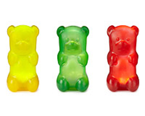 Gummy bear light