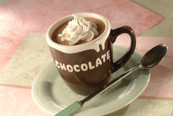 Hazelnut Hot Chocolate Liqueur