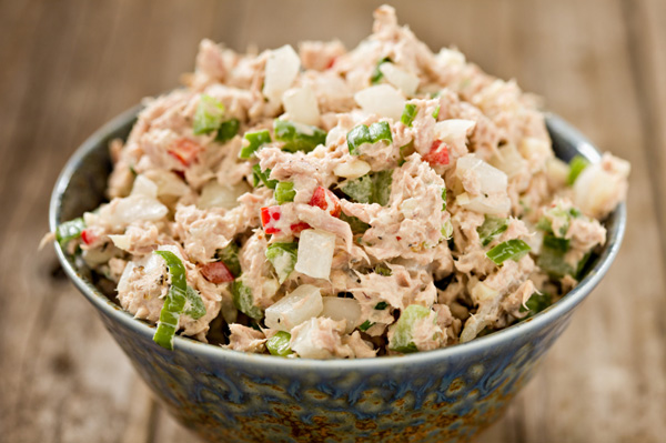 tuna fish healthy tuna salad with apples creamy tuna pasta salad with ...