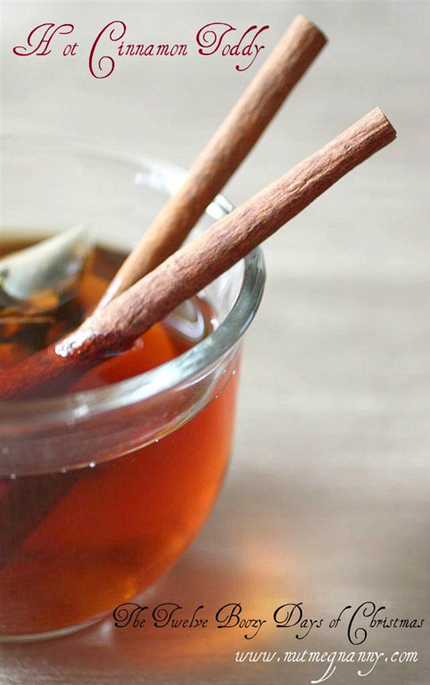 Hot Cinnamon Toddy
