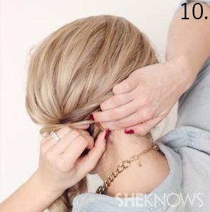How to create an alternabraid -- Step