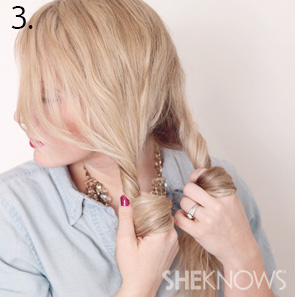 How to create an alternabraid -- Step 3