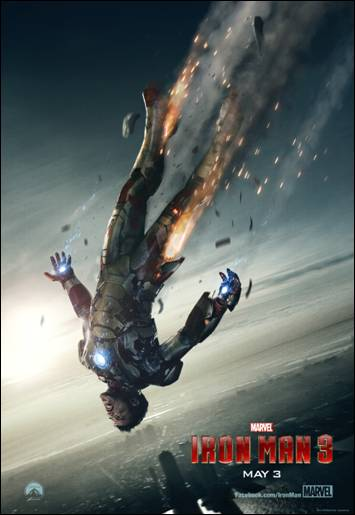 Iron Man 3 set to release new trailer during the Super Bowl