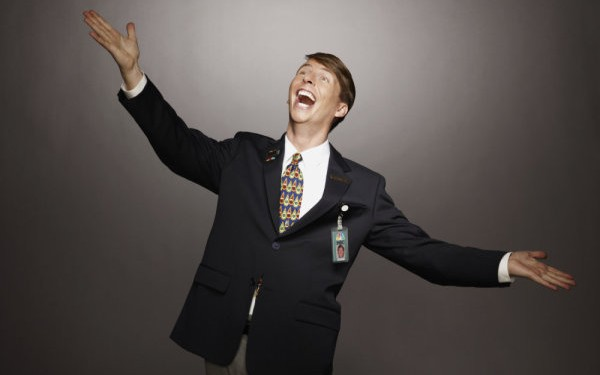 Jack McBrayer talks about 30 Rock finale