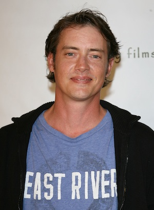 Jason London at a NYC film premiere.